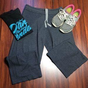 Pants - Grey Sweatpants E1